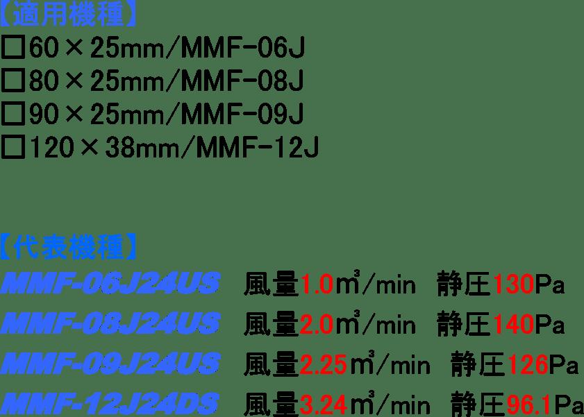 高速・長寿命ファン「Jシリーズ」